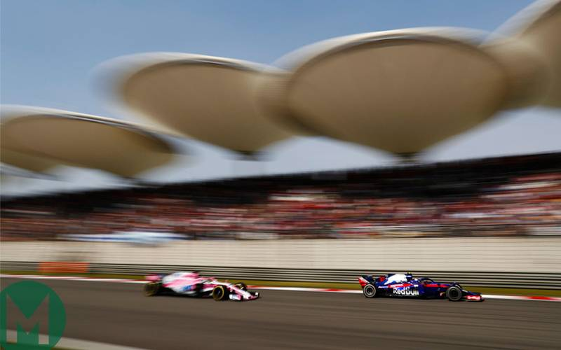 Updated: 'Full power' racing to return to F1
