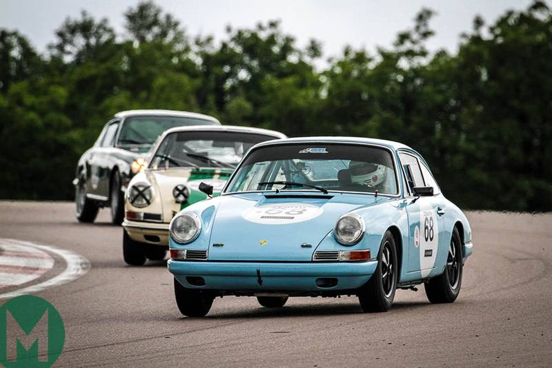 The timely Porsche 2.0L Cup