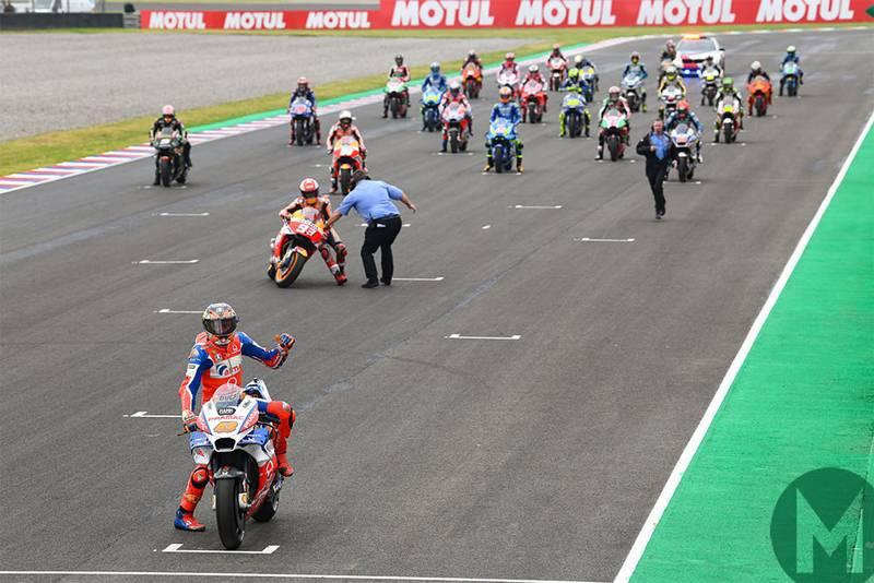 Rider insight: 2018 Argentine MotoGP