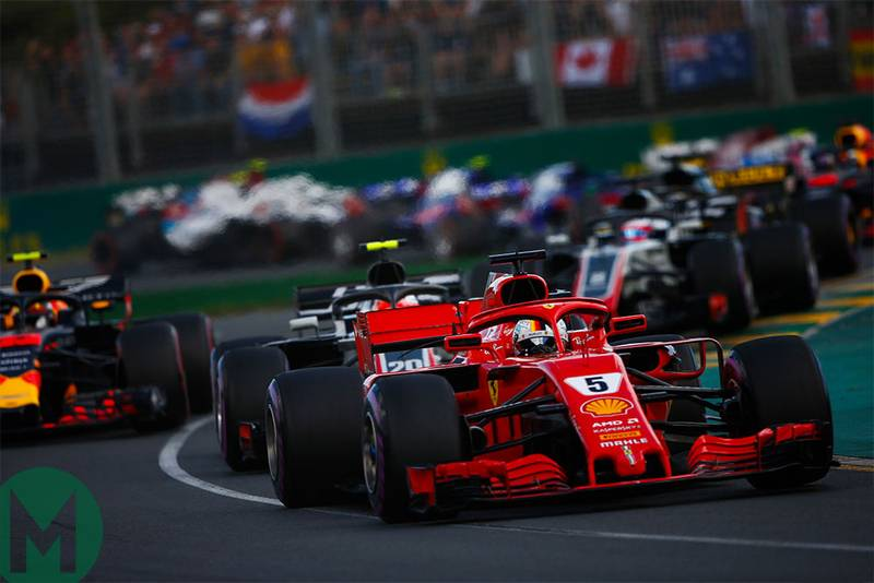 F1 outlines 2021 changes