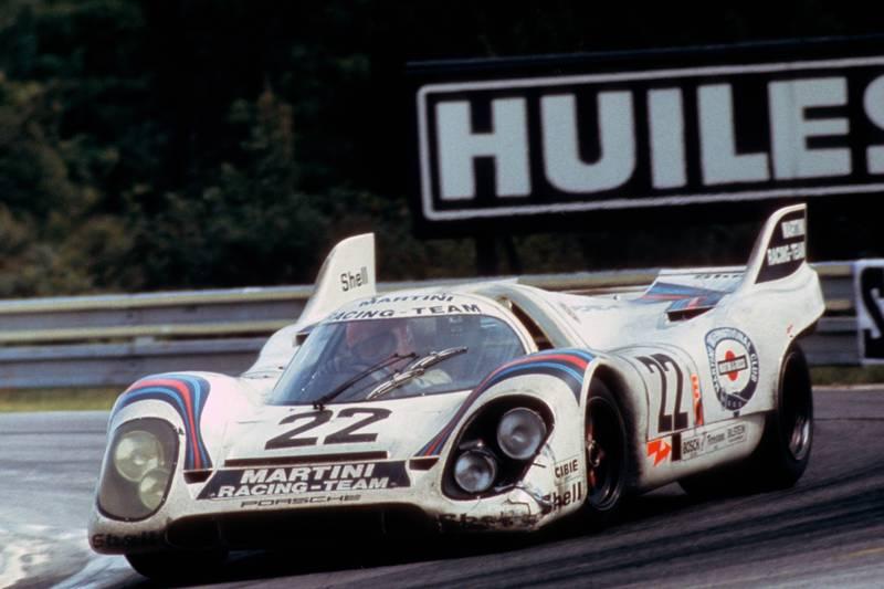 Porsche 917, 1971 Le Mans