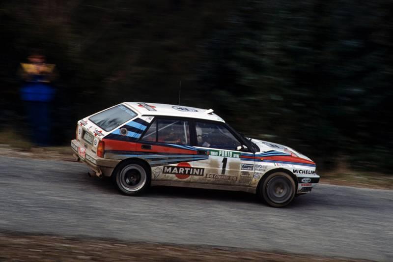 Lancia HF Integrale