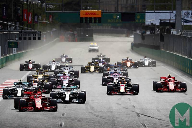2018 Azerbaijan Grand Prix report
