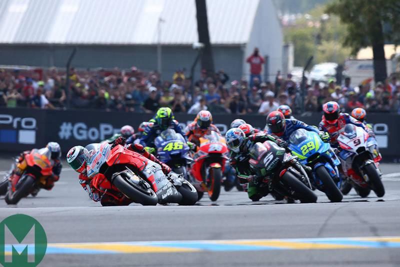 Rider insight: Le Mans