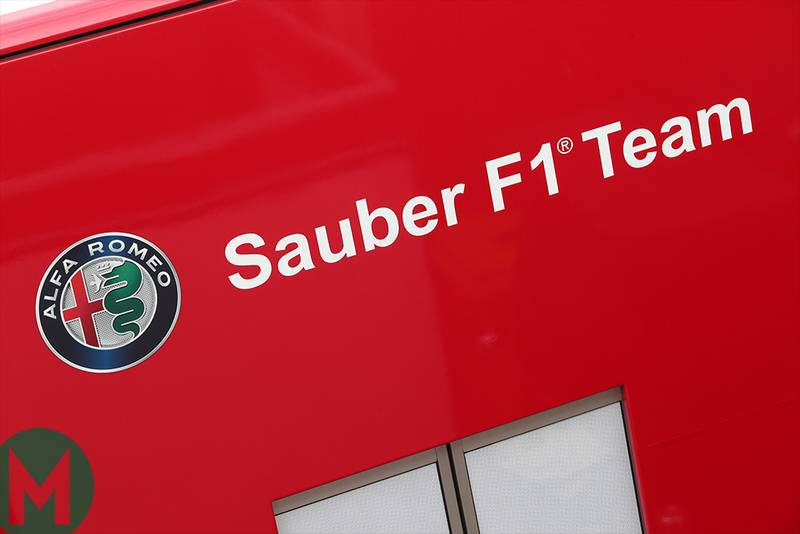 Sauber F1 splits with technical director