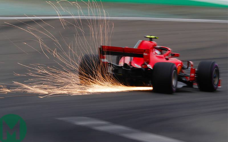 F1 changes 2019 aero rules