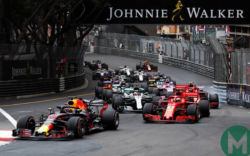 2018 Monaco Grand Prix report