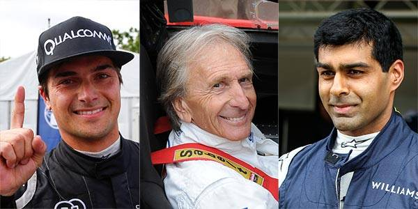 Piquet Jr, Bell & Chandhok to attend Hall of Fame