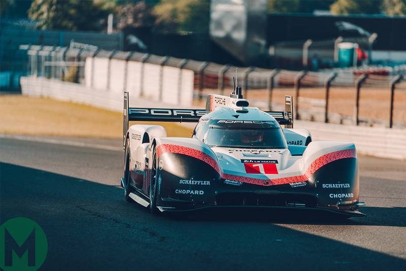 Updated: Bernhard breaks Bellof's Nürburgring record in 919