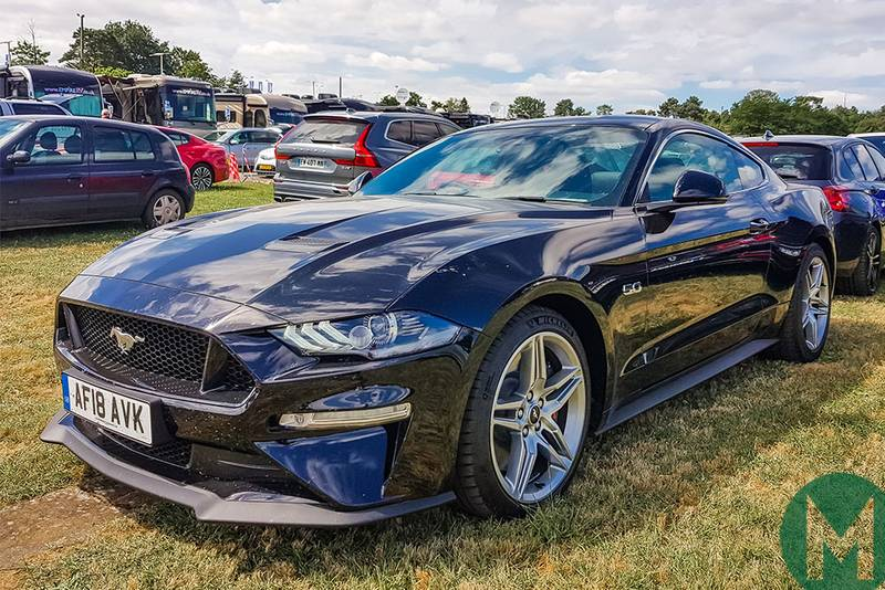 Taking the Ford Mustang to Le Mans