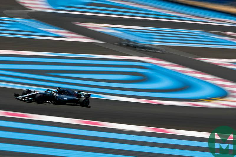 The full picture from French Grand Prix practice
