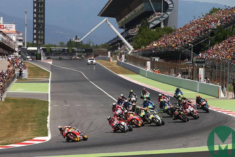 Rider insight: Catalunya