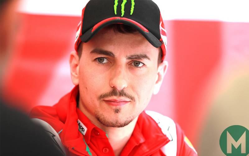 Lorenzo joins Honda for 2019 MotoGP