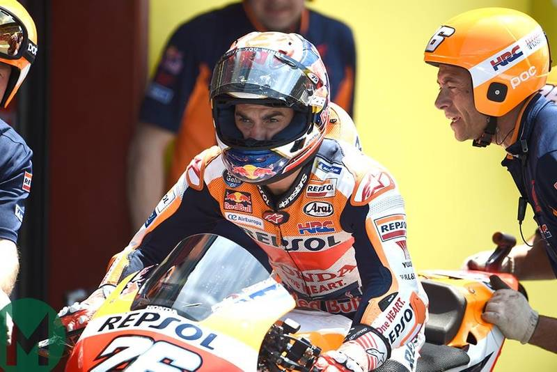 Pedrosa to leave Honda MotoGP