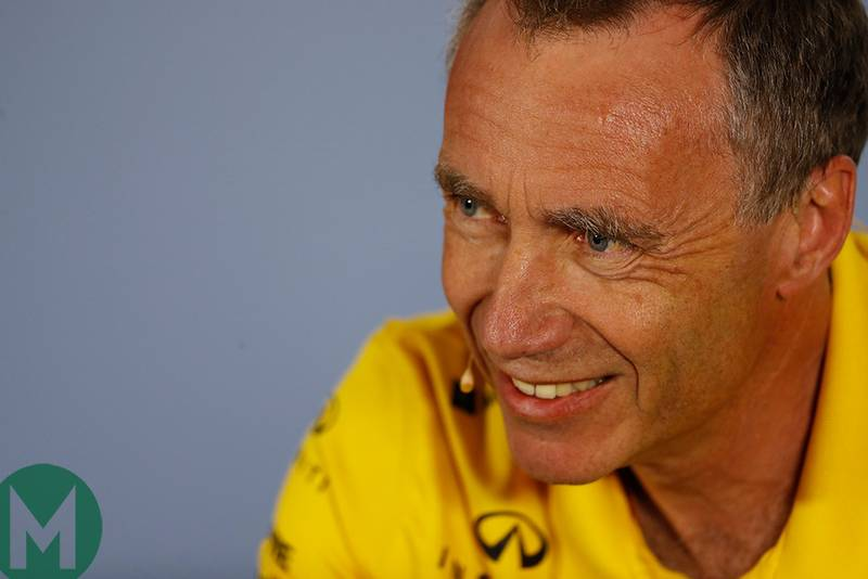 Who is Bob Bell, Renault's newly named technical advisor?
