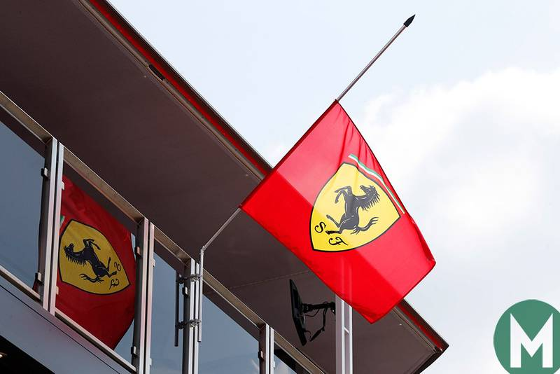 MPH: Marchionne's high-powered command of Ferrari F1