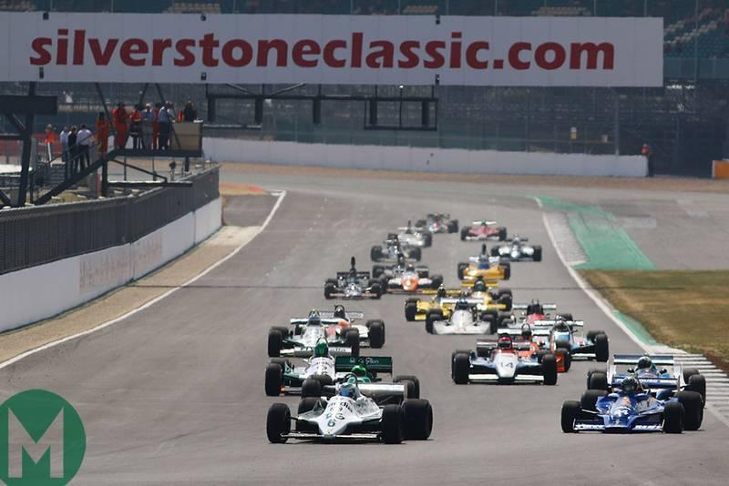 Rude health: 2018 Silverstone Classic