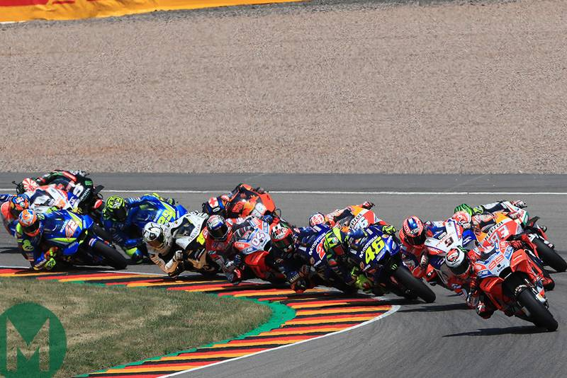 Rider insight: Sachsenring