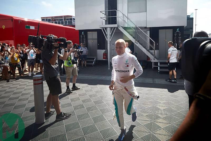 Bottas gets new Mercedes F1 deal