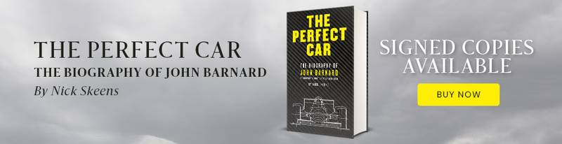 John Barnard: Royal Automobile Club Talk Show
