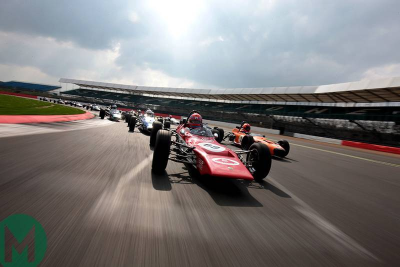 2018 Silverstone Classic preview