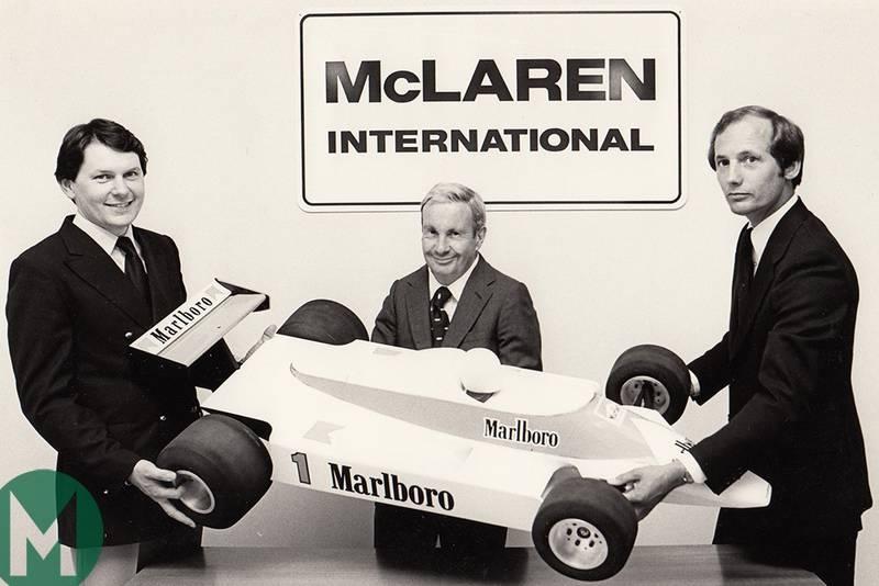 John Barnard 'Perfect car' extract: Racing the carbon car