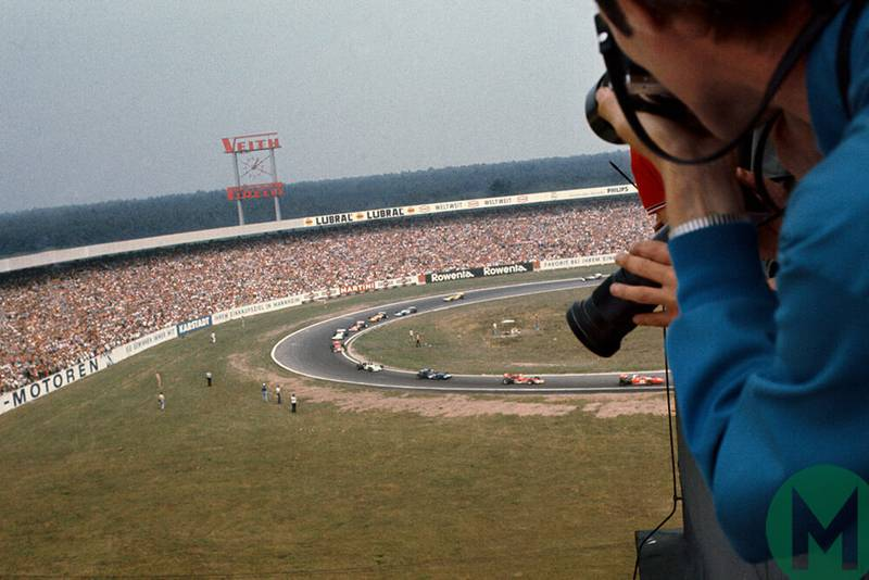 A Hockenheim classic: Ickx vs Rindt, 1970