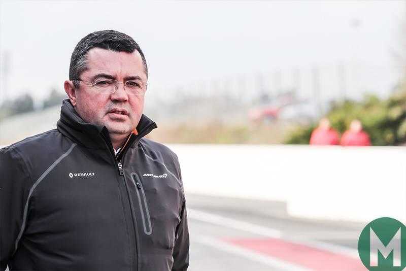 Eric Boullier resigns from McLaren