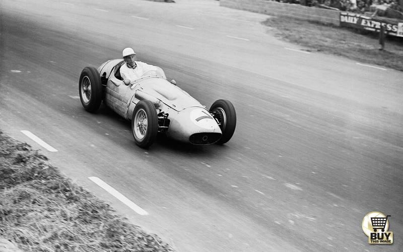 1956 British Grand Prix: Britain makes its move