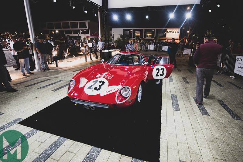 Monterey's record Car Week