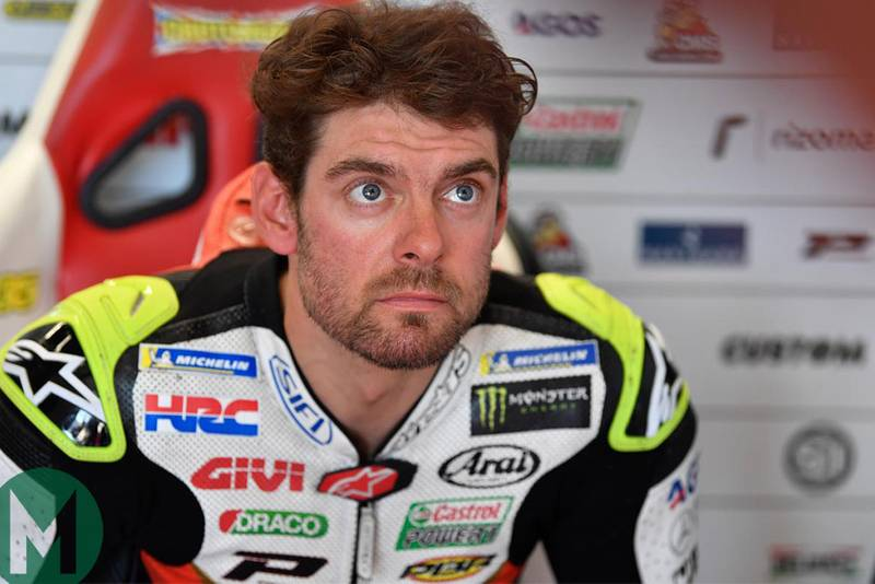 Crutchlow extends HRC contract