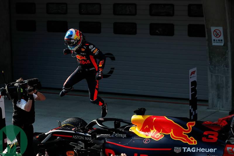 2018 Chinese Grand Prix report