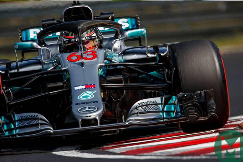 2018 Hungary F1 testing recap