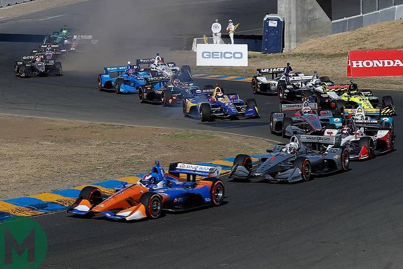 Watch: Scott Dixon seals fifth IndyCar title