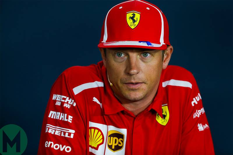 Ferrari's changing of the guard