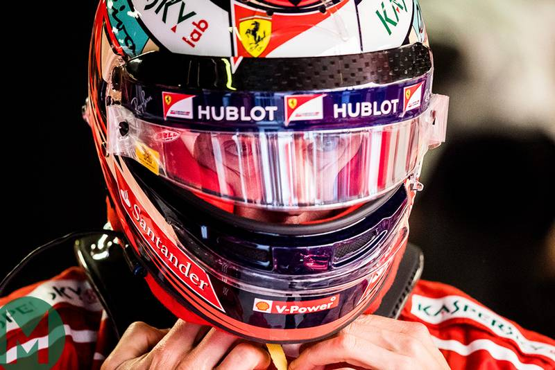 MPH: Why Kimi's second chance at Ferrari could soon end