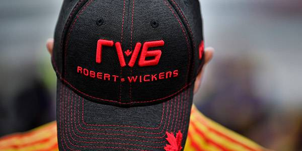 Robert Wickens recovering in rehab