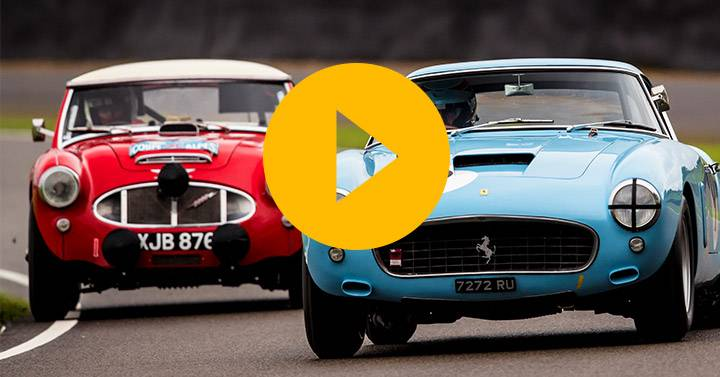Watch the 2018 Goodwood Revival live