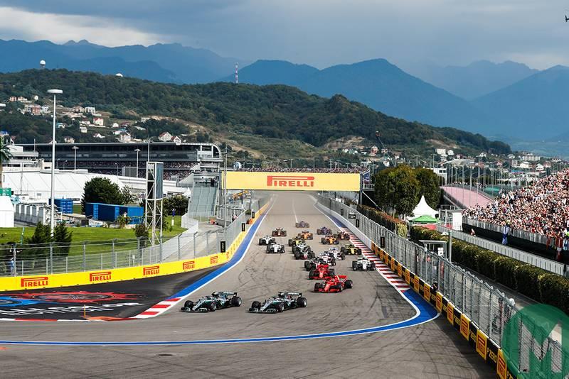 2018 Russian Grand Prix report