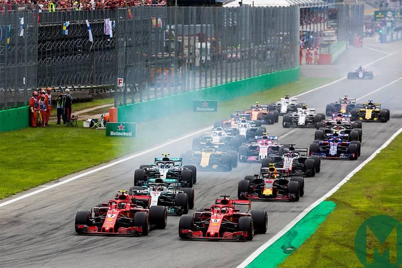 2018 Italian Grand Prix report