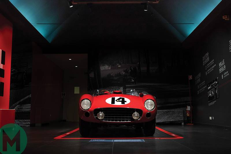 Gallery: ex-Fangio 1956 Ferrari 290 MM to be auctioned