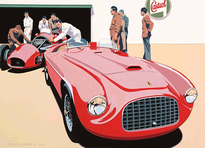 Motor Sport Christmas gift guide: prints