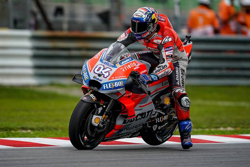 How I ride: Andrea Dovizioso
