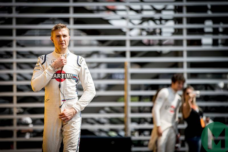"MPH: ""To label Sirotkin a pay driver is grossly misleading"""