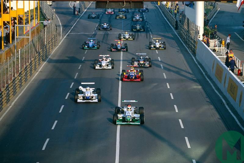Macau GP: one of a kind