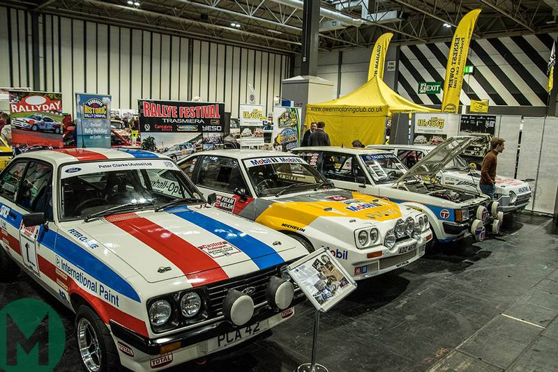 Staying power: Classic Motor Show 2018
