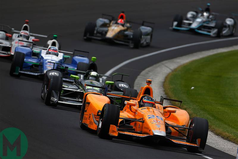 Fernando Alonso to compete in 2019 Indy 500