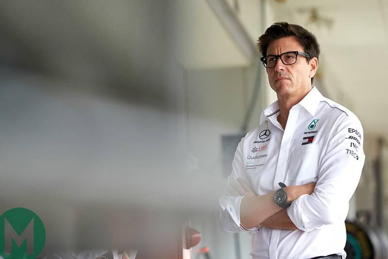 Mercedes boss: F1 needs cost caps now