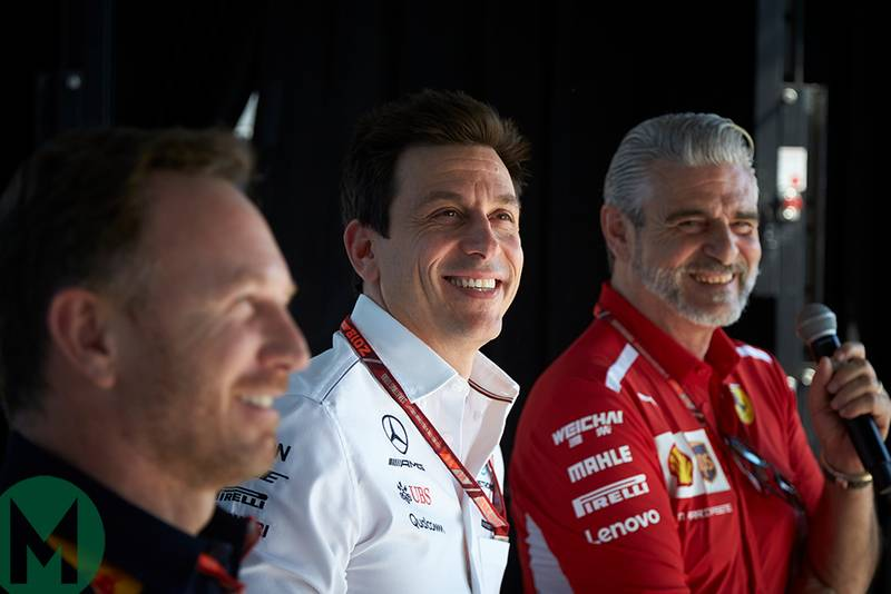 MPH: Who can stop Mercedes?