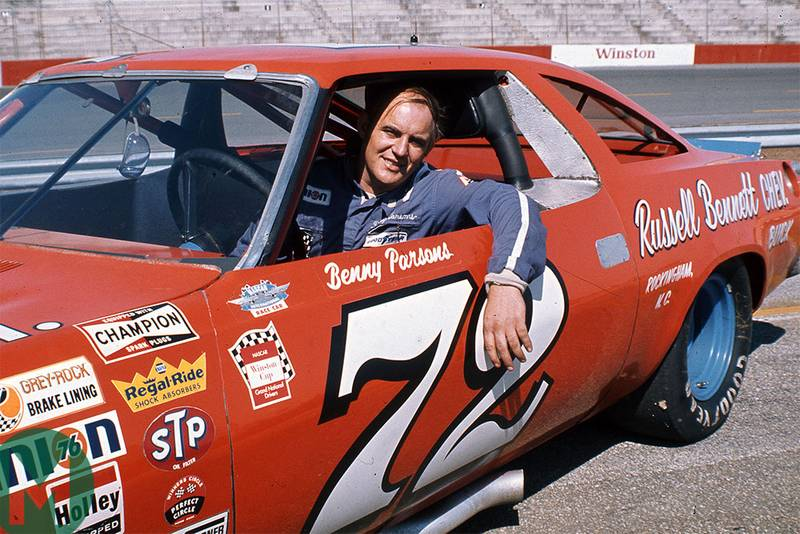 Updated: Parsons' NASCAR Cup-winning Chevy on sale